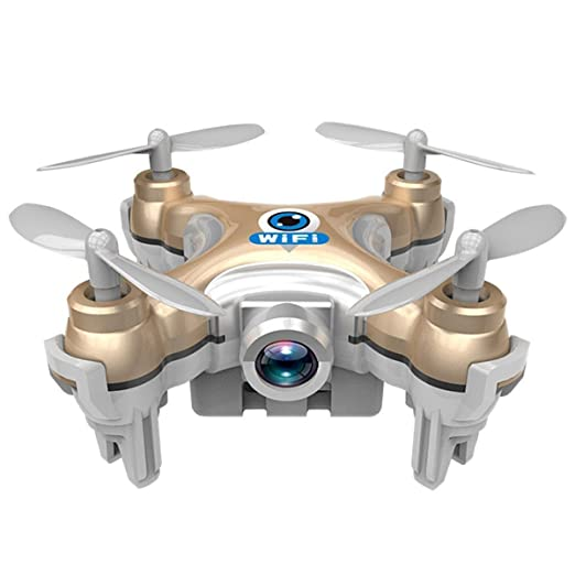 Mini Quadcopter Drone, CEStore Smallest 6 Axis Gyroscope Aerial ...