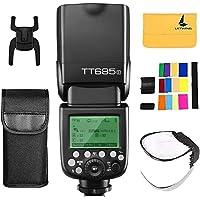 Godox TT685S GN60 TTL HSS 2.4G inalámbrico Flash Speedlit para Sony DSLR Camara A7II A77II A7RII A7R A58 A99 A6000 A6300…