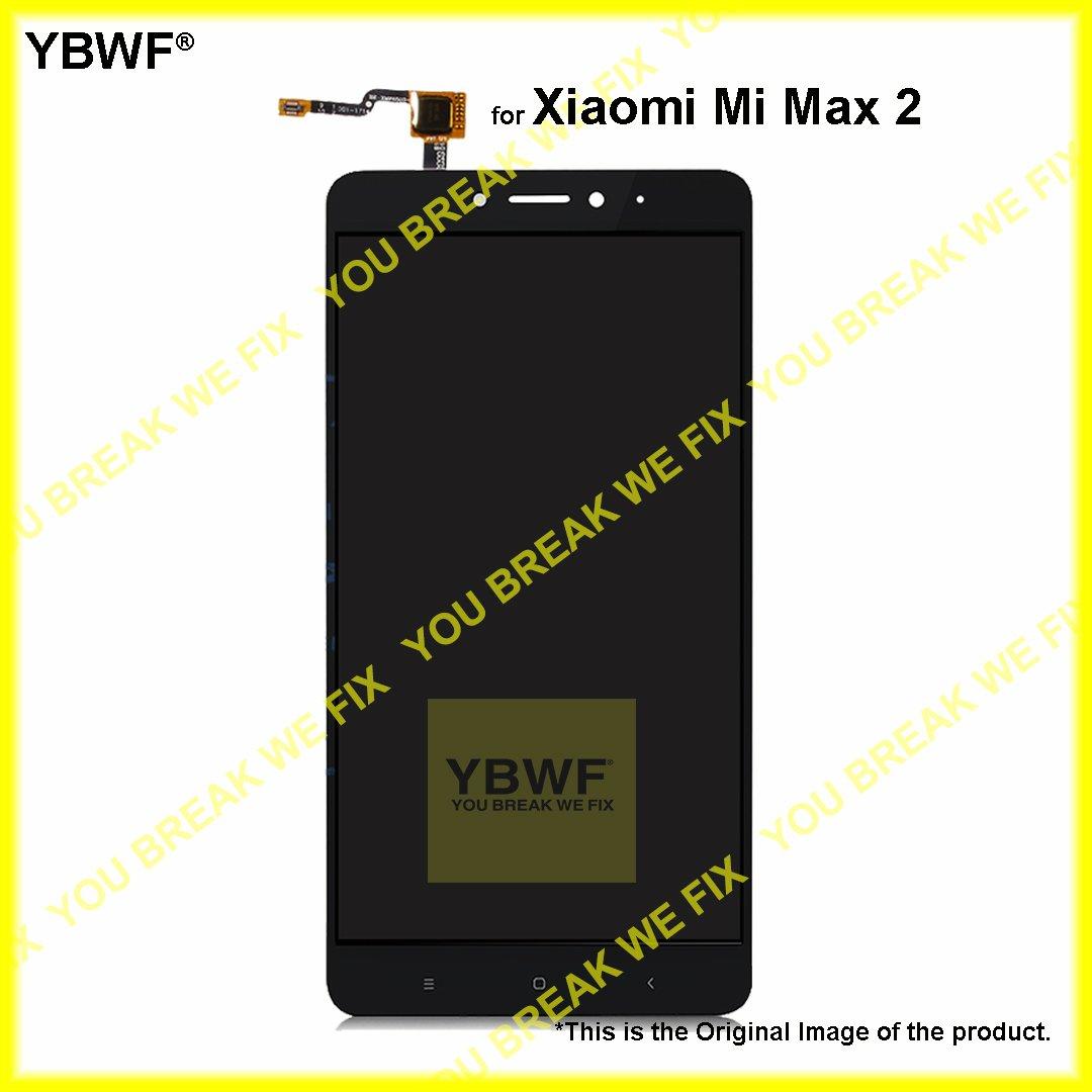 YBWF for Xiaomi Mi Max 2 Black LCD Display & Touch: Amazon
