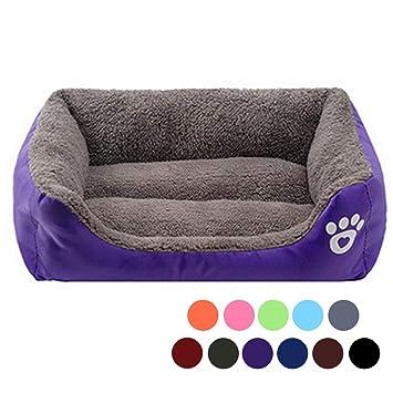 Amazon.com: urijk camas para perros y cojines perrera ...