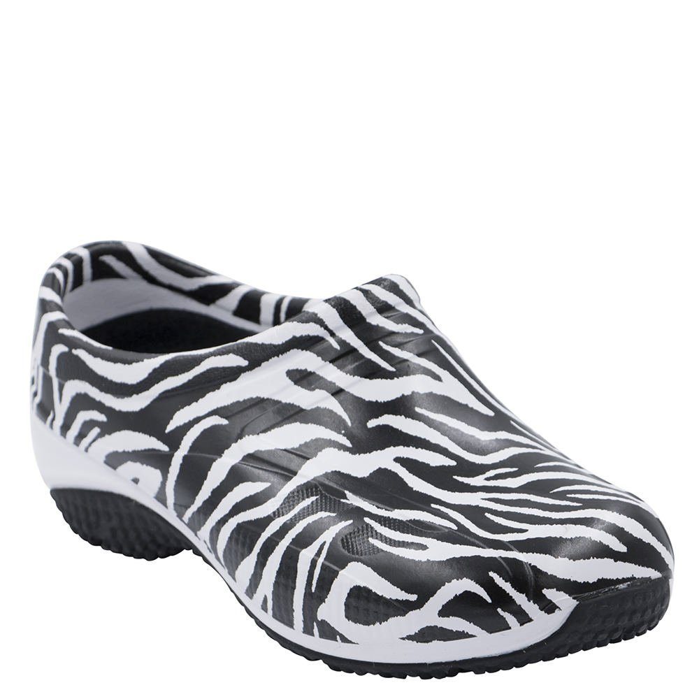 Anywear ''EXACT' Slip Resistant Injected Closed Back Clog' Forever Wild 7