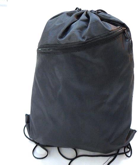 WaterProof Outdoors School Drawstring Book Bag Sport Gym Swim PE Backpack