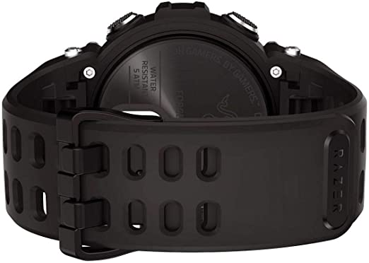 Razer Nabu Watch Forged Edition Black RZ18-01560100-R3U1