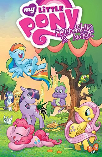 My Little Pony: Friendship Is Magic Vol. 1]()