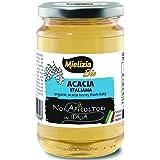 Mielizia(ミエリツィア) イタリア産アカシアの有機ハチミツ(純粋) 400g