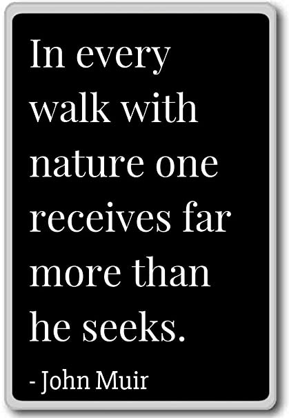 Amazoncom In Every Walk With Nature One Receives Far More T