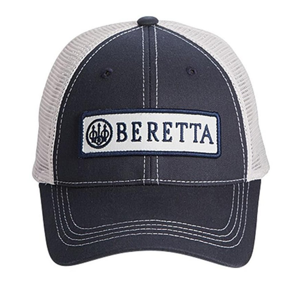 BERETTA - Gorro para Hombre, Unisex, BC06201660, Navy Blue/White ...