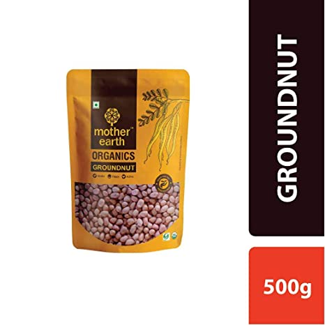 MOTHER EARTH Groundnut 500G