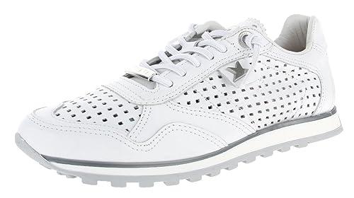Cetti C-848 Sra Blanco - Zapatos de cordones para mujer, color blanco, talla 41 EU: Amazon.es: Zapatos y complementos