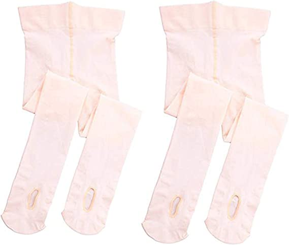 Toddler//Little Kid//Big Kid STELLE Girls Ultra Soft Pro Dance Tight//Ballet Footed Tight