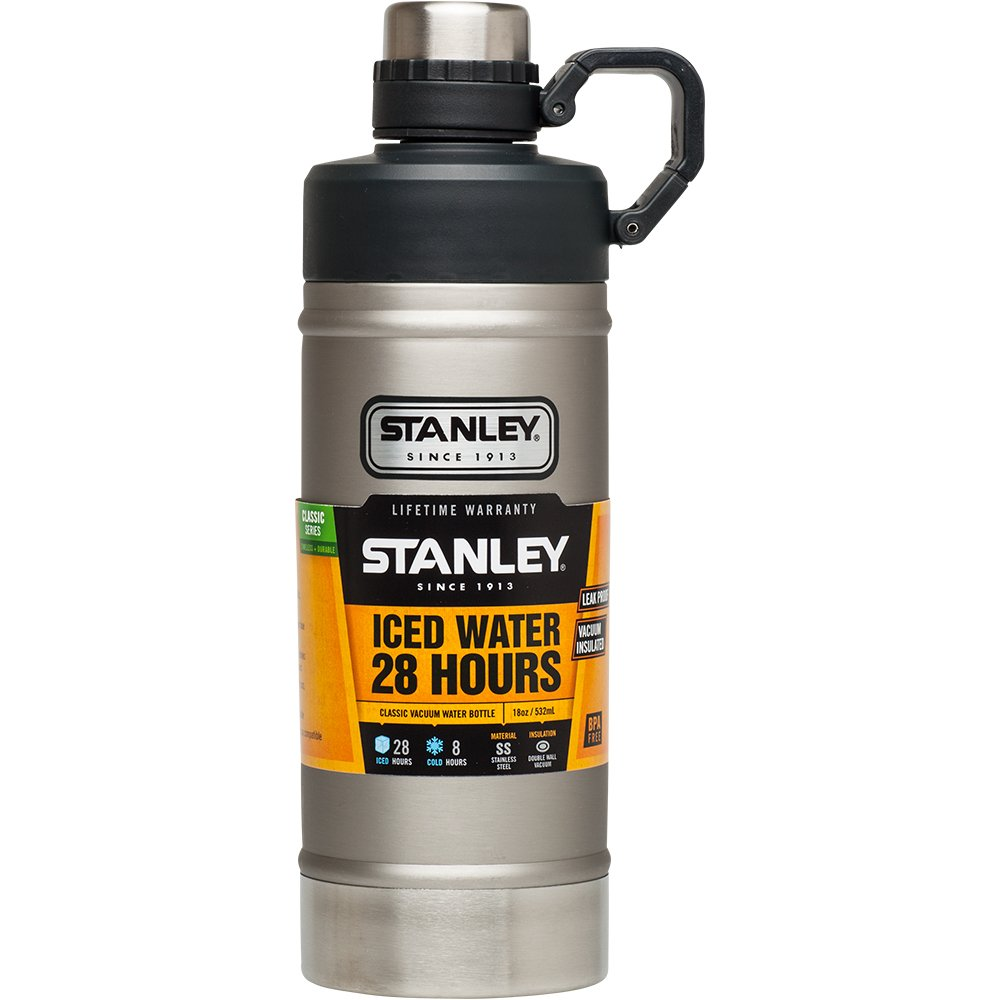 25oz 36oz Stainless Steel 25 oz Sportsman Supply Inc Stanley Vacuum Insulated Water Bottle 18oz 10-02286-004