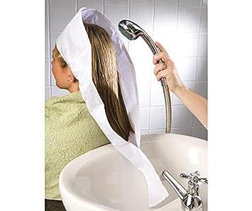 Kleeneze Bavoir De Lavage Pour Cheveux Entonnoir Pour Lavabo