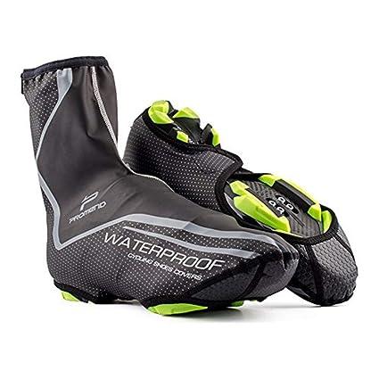 Funda de ciclismo Cubierta de los zapatos de la bici, cubiertas de zapato reflexivas impermeables del ...