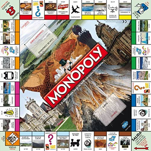 Eleven Force Monopoly Cantabria (82936), Multicolor, Ninguna: Amazon.es: Juguetes y juegos