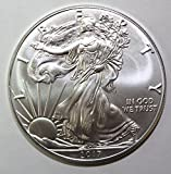 #8: 2017 Gem Hand Picked American Silver Eagle $1 Brilliant Uncirculated