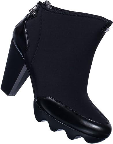 Adidas SLVR Zip Back Heel Women Ankle