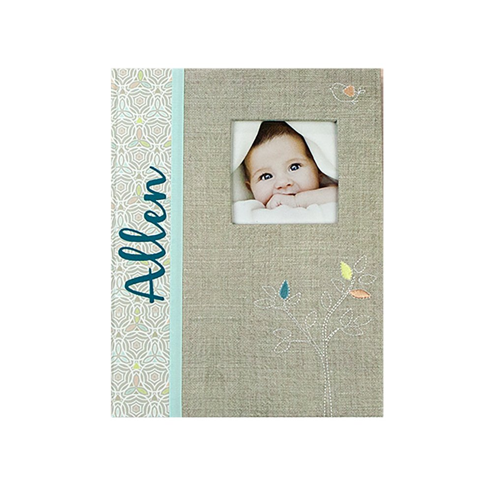 GiftsForYouNow Tree Baby Personalized Memory Book