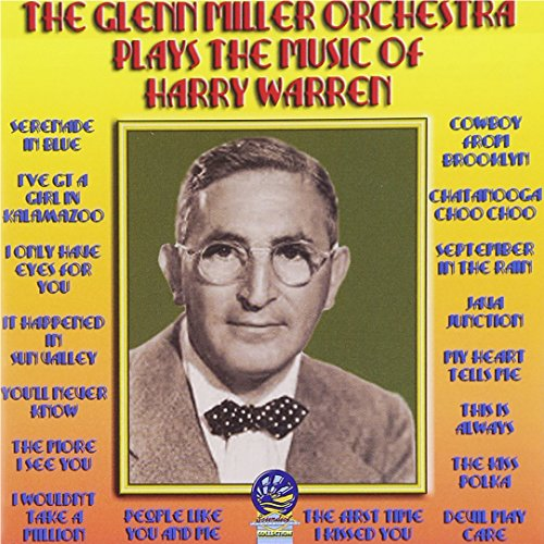 Plays The Music Of Harry Warren