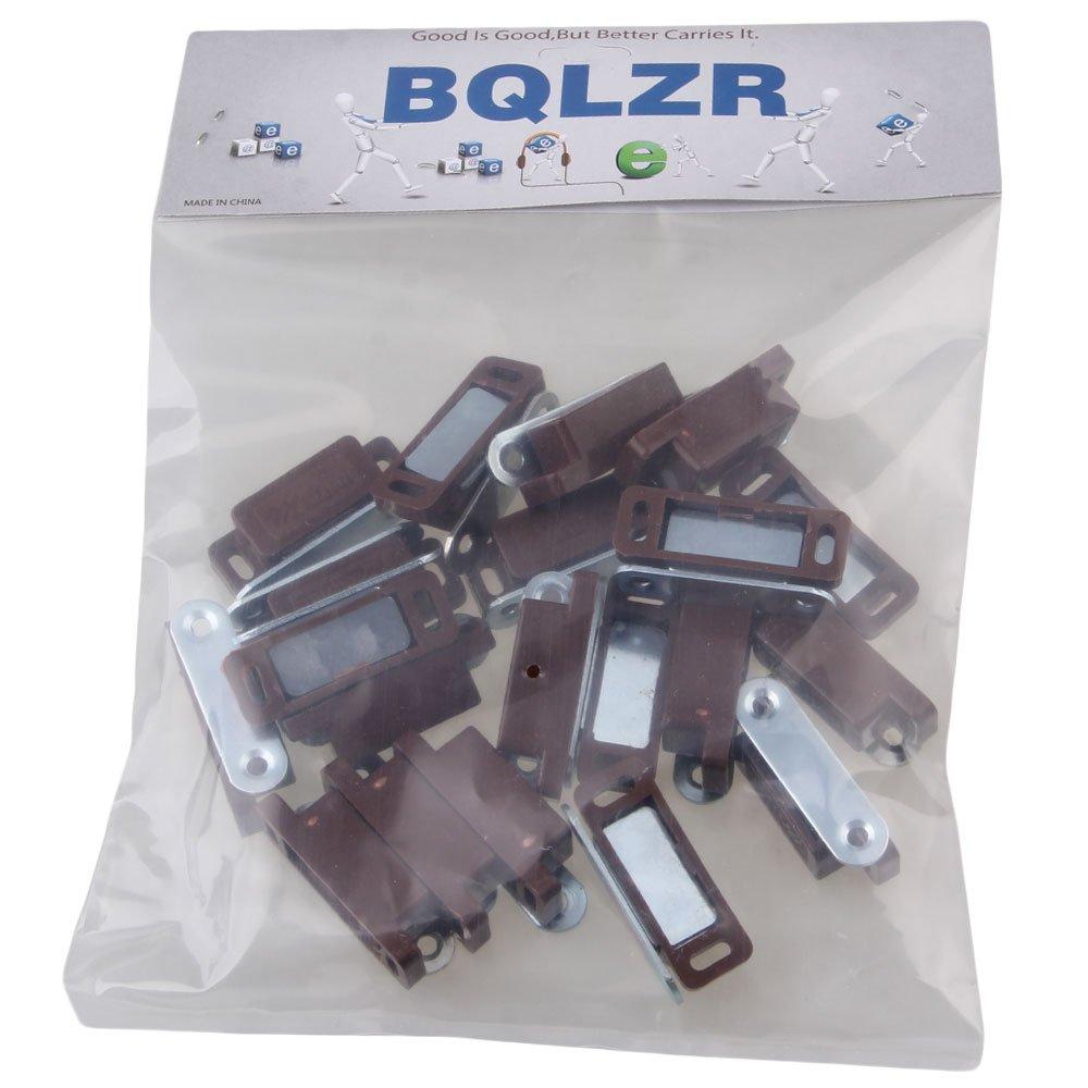 Bqlzr 20x kleine magnetschnäpper tür schranktür kleiderschrank ...