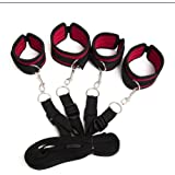 Under the Bed Restraints Straps Exercise Bands for Couples