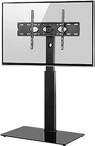 RFIVER Soporte TV de Suelo Pie para Television de 32 a 65 Pulgadas con Giratorio y Altura Ajustable MAX VESA 600 x 400 mm TF2003: Amazon.es: Electrónica