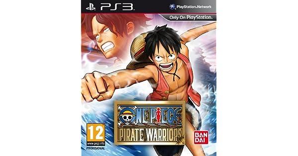 Amazon.com: One Piece: Pirate Warriors / Kaizoku Musou PS3 ...