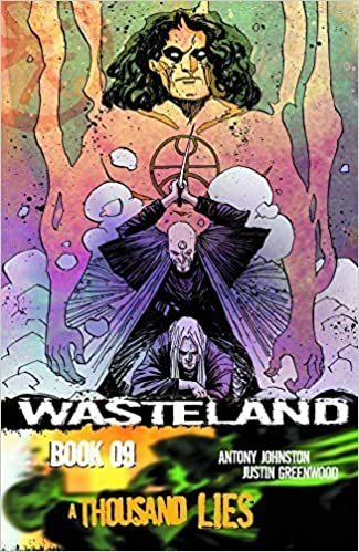 Wasteland Book 9: A Thousand Lies by Antony Johnston (2014-04-01)