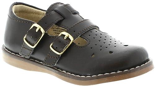Amazon.com: FOOTMATES Danielle 3 (bebé/bebé/niño pequeño): Shoes