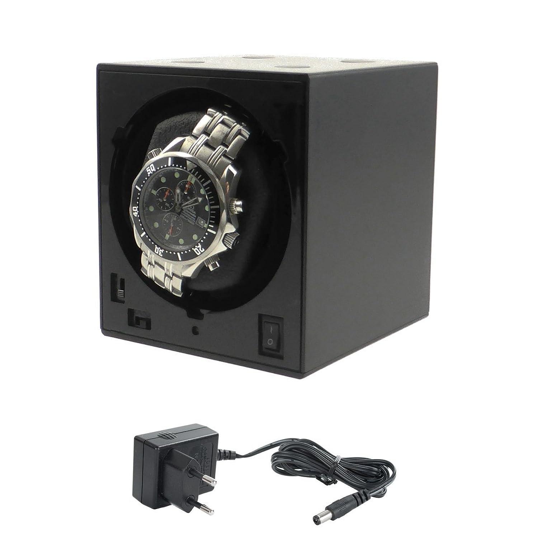 Modell 2017: Uhrenbeweger BOXY BLACK Professional 1 Light