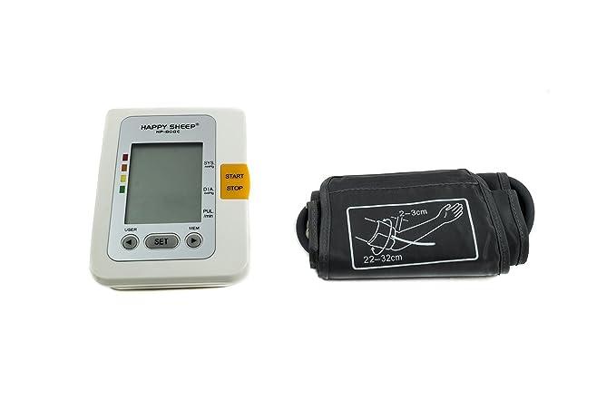 Tensiómetro Medidor Presión Brazo Digital hp-808e