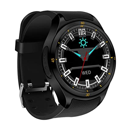 FANZIFAN Reloj Inteligente Reloj Inteligente F10 Android 5.1 ...