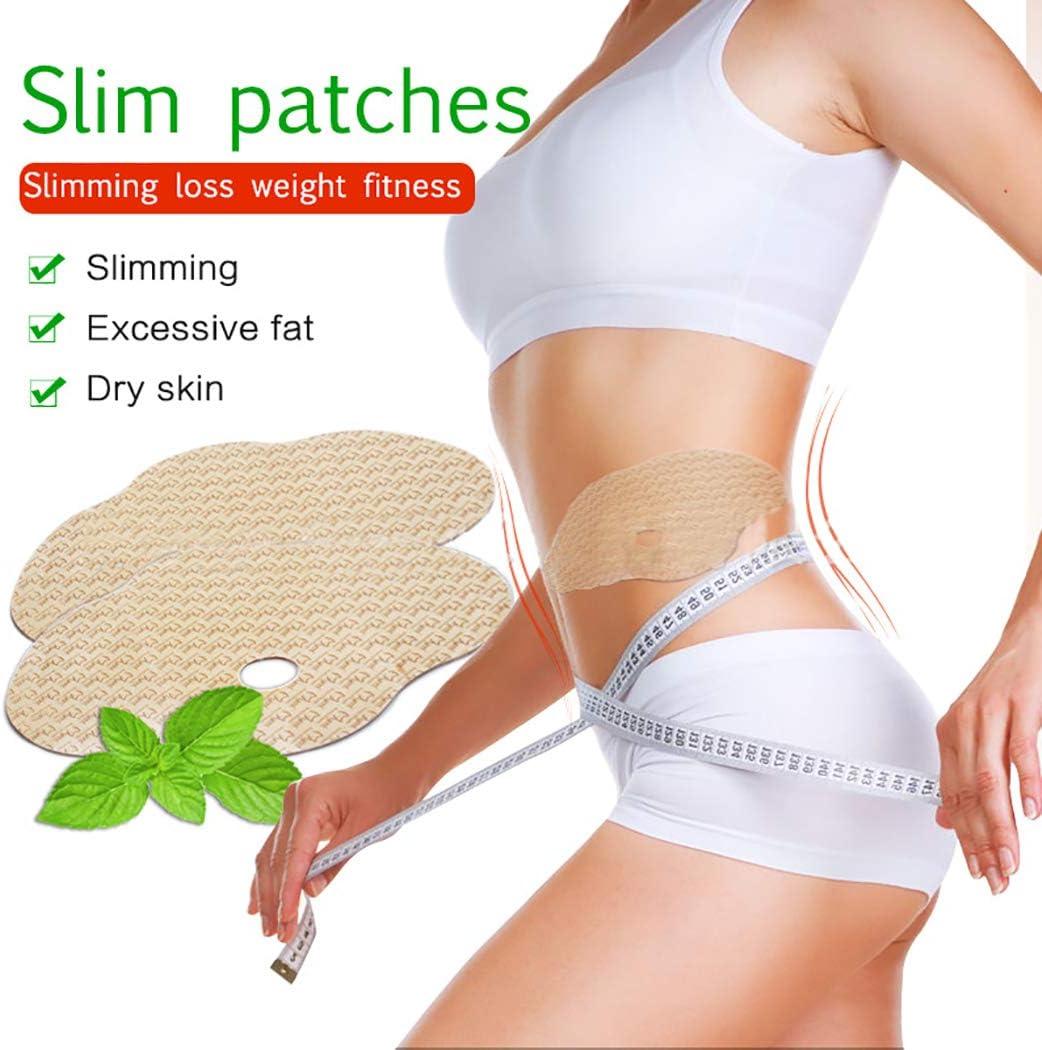Kapmore 5PCS Bauch Abnehmen Patch Professionelle Weight Loss Patch Abnehmen Aufkleber