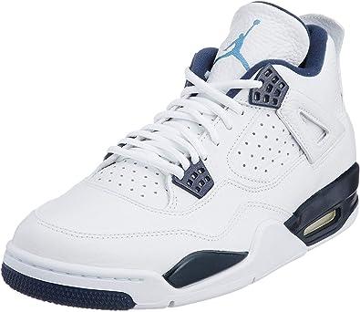 Nike Air Jordan 4 Retro LS, Zapatillas de Baloncesto para Hombre ...