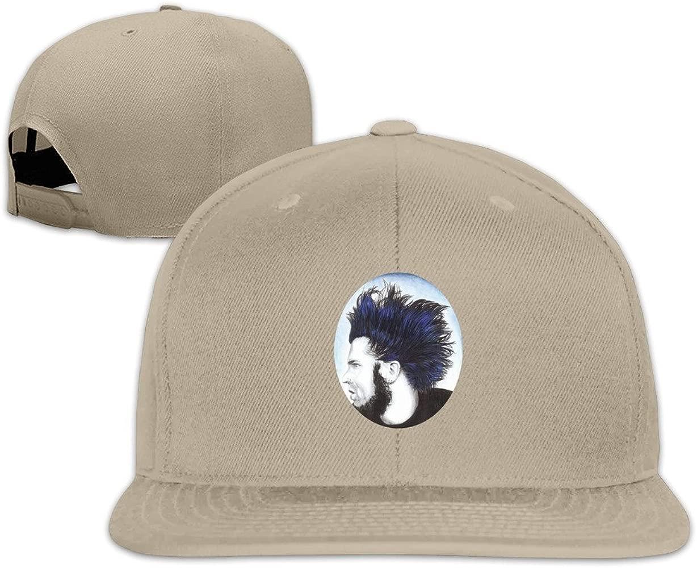 TOTAGASO-HAT Cool estática X Wayne estática Gorra de béisbol ...
