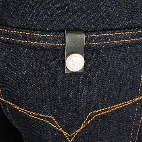 eu Jeans Rivet Pocket A2gqb0se Size Agq54 Versace 36 Slim zF48nwPa