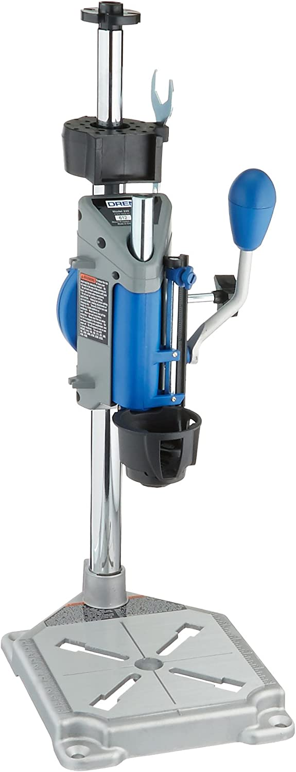 Best Woodworking Drill Press: Dremel 220-01 Rotary Tool Workstation