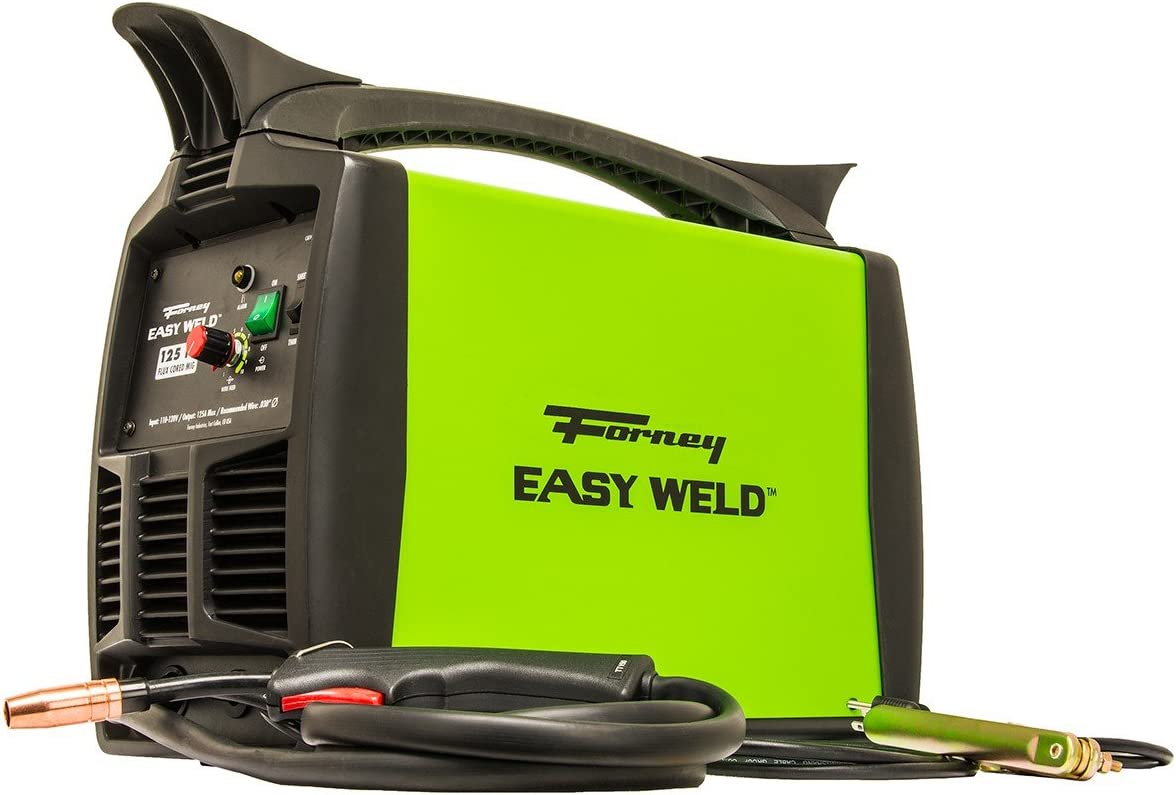 #3 Forney 299 Flux Core Welder