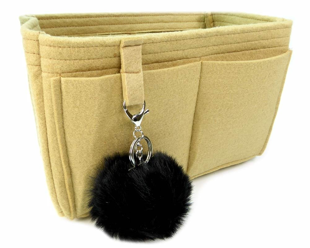 Felt Handbag Organizer by Original Club - LV Speedy 35 - Style 2-Sandstone
