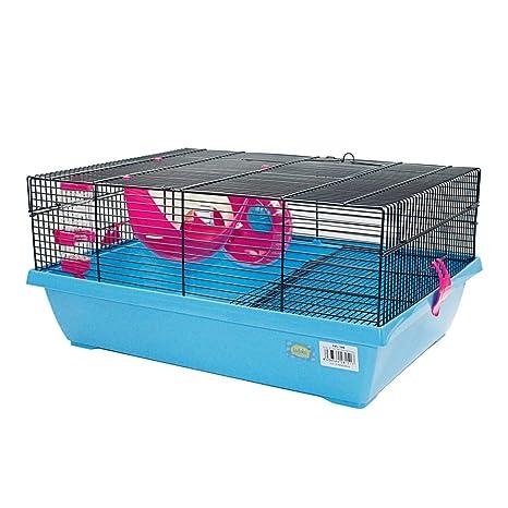 Jaula para hamster 51*37*29cm: Amazon.es: Productos para mascotas