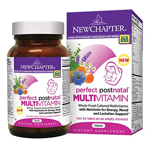 New Chapter Perfect Postnatal Tablet