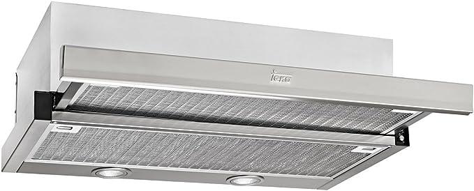 Teka CNL3 2002 - Campana (Built-under, Canalizado/Recirculación, F, E, A, D): Amazon.es: Grandes electrodomésticos
