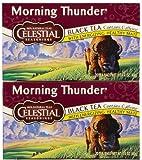 Cheap Celestial Seasonings Morning Thunder Tea Bags – 20 ct – 2 Pack