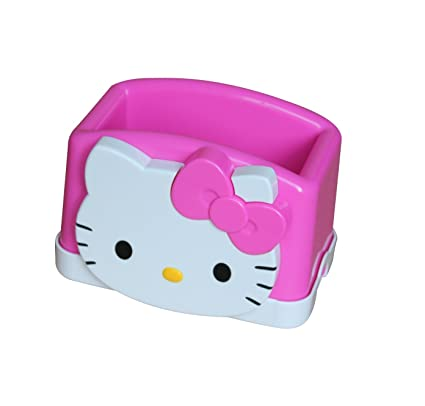 Superieur Desk Organizer TOSPANIA Multifunctional Hello Kitty Office Accessories (V2  Pink)