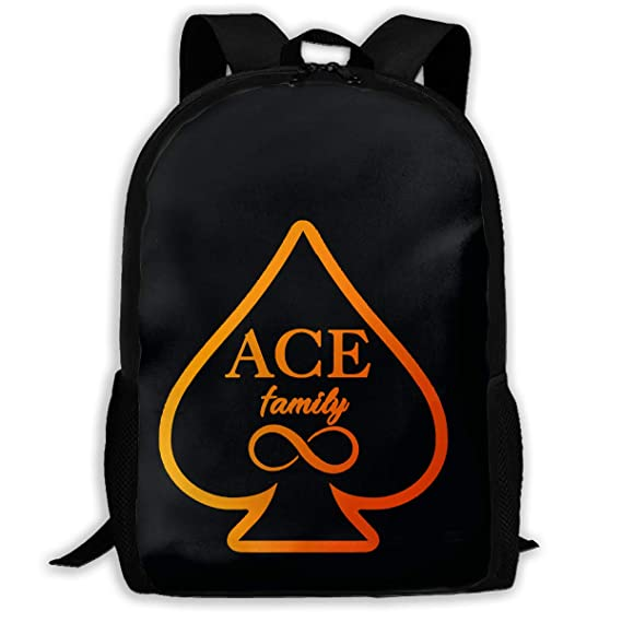 Image Unavailable. Image not available for. Color  ACE Family Lightweight  Backpack ... 8233a602a8bb6