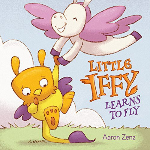 Little Iffy Learns to Fly by Two Lions