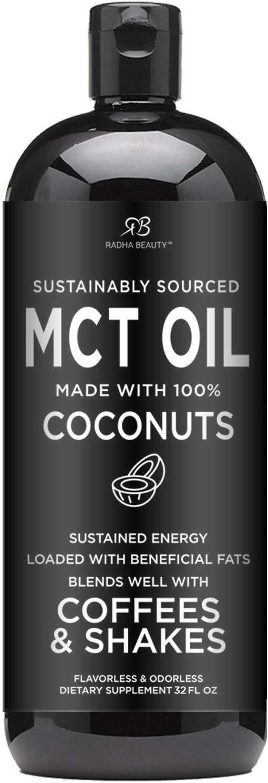 Radha Premium MCT Oil
