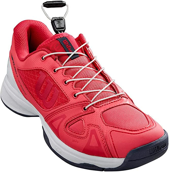 Wilson Kids Rush Pro Jr Ql Tennis Shoes