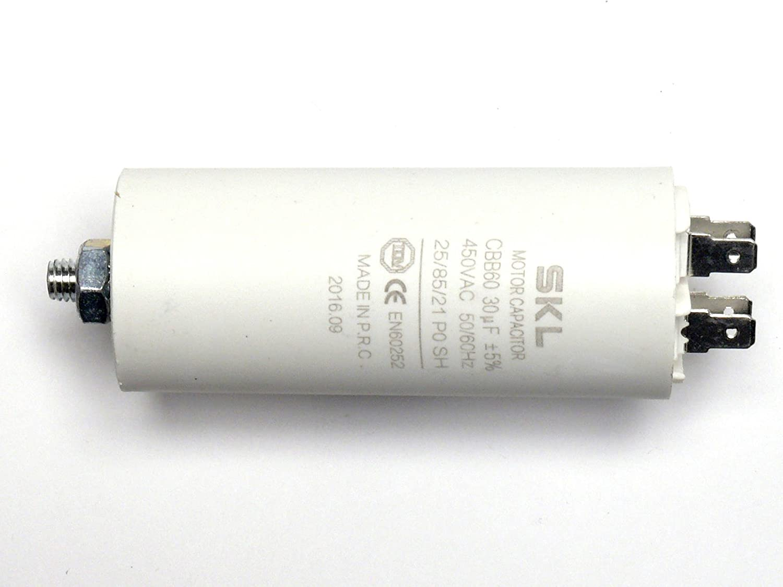 Mkp Kondensator 30uf Motorkondensator 30 0µf 450vac Elektronik