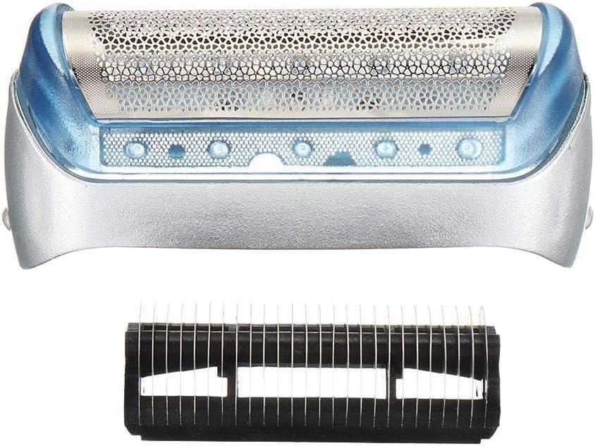 winnerruby Lámina y Cuchilla de Repuesto para afeitadora eléctrica para Braun 20S / 2000 Series CruZer4,5, Cabezales de Afeitado de Repuesto Accesorios para afeitadora eléctrica Braun