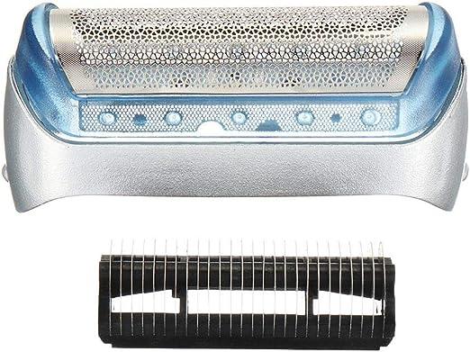 winnerruby Lámina y Cuchilla de Repuesto para afeitadora eléctrica ...